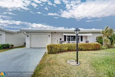2394 SW 13th Way, Boynton Beach, FL 33426 - #: F10173617