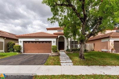 5531 NW 51st Ave, Coconut Creek, FL 33073 - #: F10174216