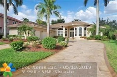 1868 NW 124th Way, Coral Springs, FL 33071 - #: F10175882