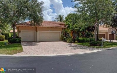 1045 NW 123rd Drive, Coral Springs, FL 33071 - #: F10176358
