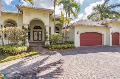 6387 NW 120th Dr, Coral Springs, FL 33076 - #: F10177567