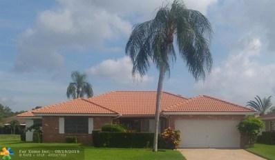 10563 Greentrail Dr S, Boynton Beach, FL 33436 - #: F10177737