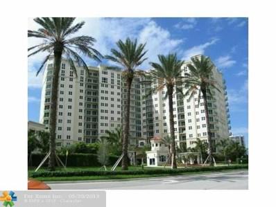 19900 E Country Club Dr UNIT 1011, Aventura, FL 33180 - #: F10177950