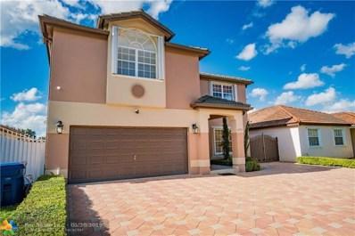8171 NW 201st St, Miami Gardens, FL 33015 - #: F10178121