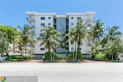 1025 Alton Rd UNIT 308, Miami Beach, FL 33139 - #: F10178401