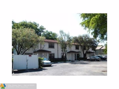 11614 NW 35th Ct UNIT B-2, Coral Springs, FL 33065 - #: F10180307