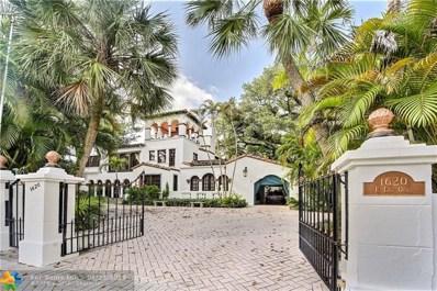 1620 E Las Olas Blvd, Fort Lauderdale, FL 33301 - #: F10181387