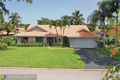 4980 NW 88th Lane, Coral Springs, FL 33067 - #: F10182805