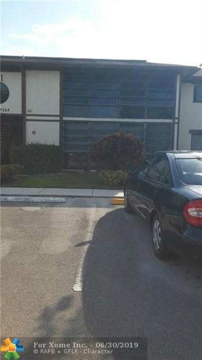 9552 N Belfort Cir UNIT 104, Tamarac, FL 33321 - #: F10183156