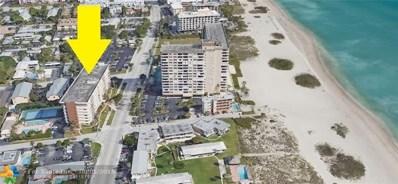 1009 N Ocean Blvd UNIT 213, Pompano Beach, FL 33062 - #: F10186754
