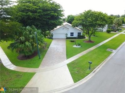 11134 Highland Cir, Boca Raton, FL 33428 - #: F10187704
