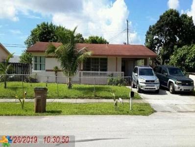710 NE 43rd St, Pompano Beach, FL 33064 - #: F10189375