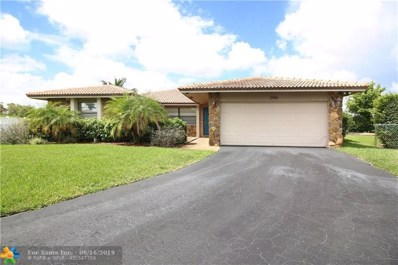 2148 NW 115th Ln, Coral Springs, FL 33071 - #: F10189643