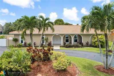 10550 NW 29th Ct, Coral Springs, FL 33065 - #: F10191237