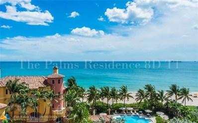 2100 N Ocean Blvd UNIT 8D, Fort Lauderdale, FL 33305 - #: F10192225