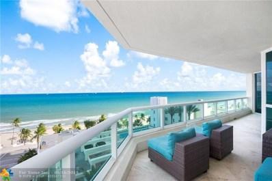 101 S Fort Lauderdale Beach Blvd UNIT 1105, Fort Lauderdale, FL 33316 - #: F10192492