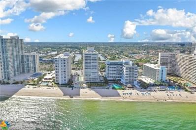 4020 Galt Ocean Dr UNIT 1105, Fort Lauderdale, FL 33308 - #: F10192937