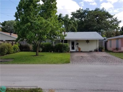 536 NW 45th St, Oakland Park, FL 33309 - #: F10193141