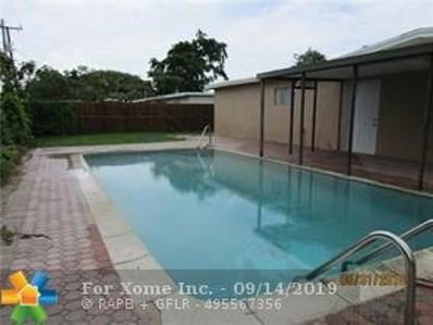 1520 NE 43rd St, Pompano Beach, FL 33064 - #: F10193689