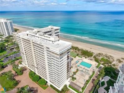 2000 S Ocean Blvd UNIT 6-C, Boca Raton, FL 33432 - #: F10194230