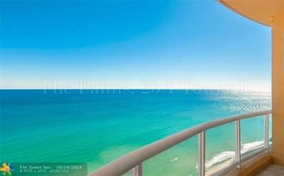 2100 N Ocean Blvd UNIT 26A, Fort Lauderdale, FL 33305 - #: F10196100
