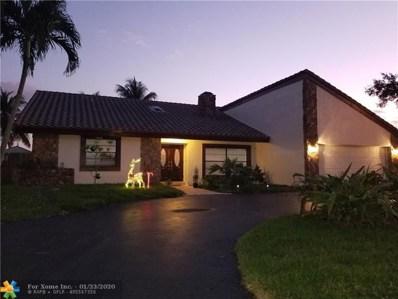 8762 SW 1st Pl, Coral Springs, FL 33071 - #: F10196406