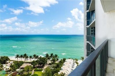 3101 S Ocean Dr UNIT 1203, Hollywood, FL 33019 - #: F10197746
