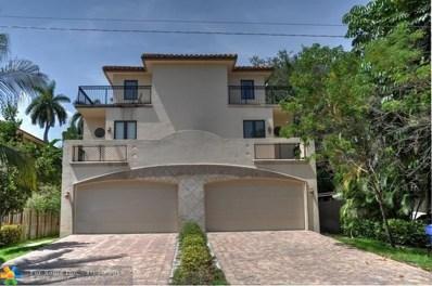 819 SW 11th St UNIT 819, Fort Lauderdale, FL 33315 - #: F10199060