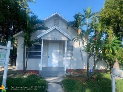 1319 S L St, Lake Worth, FL 33460 - #: F10200155