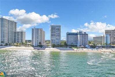 4020 Galt Ocean Dr UNIT 1103, Fort Lauderdale, FL 33308 - #: F10200784