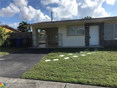 2460 NW 30th Ter, Fort Lauderdale, FL 33311 - #: F10201285