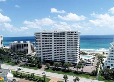 2000 S Ocean Blvd UNIT 4G, Boca Raton, FL 33432 - #: F10201561