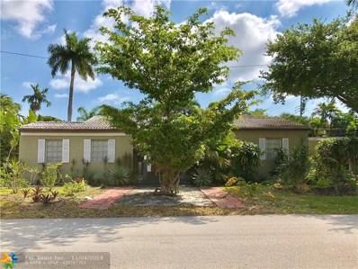 450 NE 16th Ave, Fort Lauderdale, FL 33301 - #: F10202198