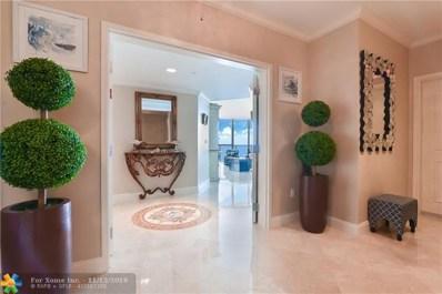 3101 S Ocean Dr UNIT 2805, Hollywood, FL 33019 - #: F10202253