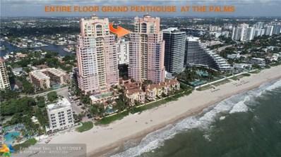 2110 N Ocean Blvd UNIT PENTHOU>, Fort Lauderdale, FL 33305 - #: F10202645