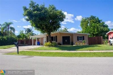 4381 NE 16 Avenue, Pompano Beach, FL 33064 - #: F10202942