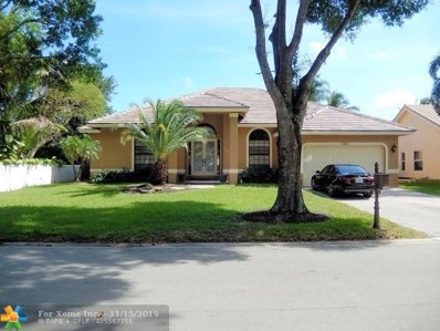 6464 NW 43rd Ct, Coral Springs, FL 33067 - #: F10203485