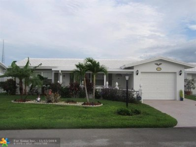 2391 SW 11th Ave, Boynton Beach, FL 33426 - #: F10203881