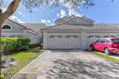 8753 Forest Hills Blvd UNIT 27-F, Coral Springs, FL 33065 - #: F10204206