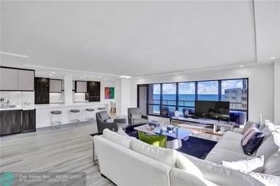 1800 S Ocean Blvd UNIT 807, Lauderdale By The Sea, FL 33062 - #: F10206271