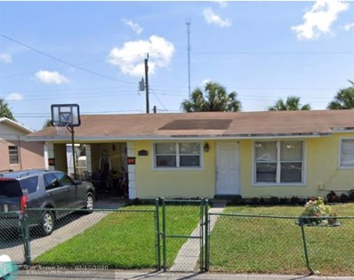 2100 NW 28th Ter, Fort Lauderdale, FL 33311 - #: F10206806