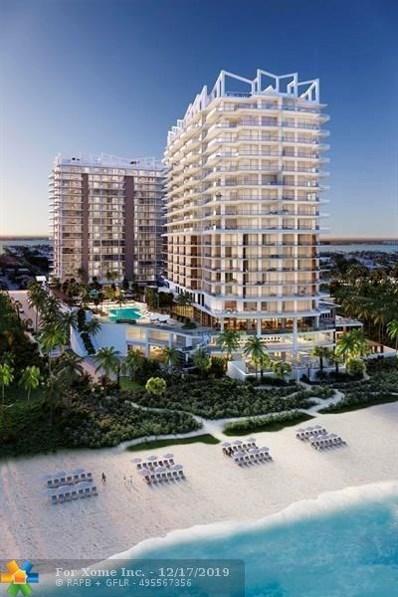 3100 N Ocean Drive UNIT P805, Singer Island, FL 33404 - #: F10207904