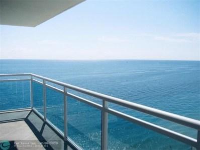 3900 Galt Ocean Dr UNIT 1601, Fort Lauderdale, FL 33308 - #: F10208418
