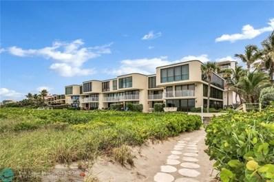 2155 S Ocean Blvd UNIT 8, Delray Beach, FL 33483 - #: F10208610