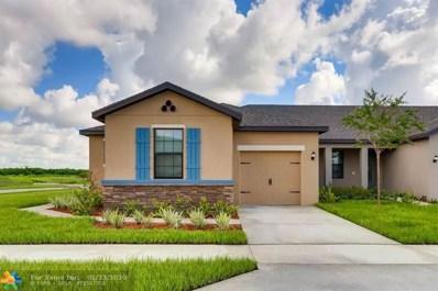 1614 Merriment UNIT 430, Fort Pierce, FL 34947 - #: F10213307