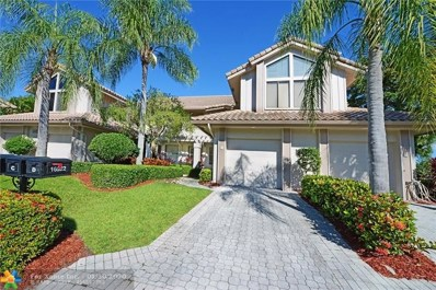16922 Isle Of Palms Dr UNIT D, Delray Beach, FL 33484 - #: F10213616