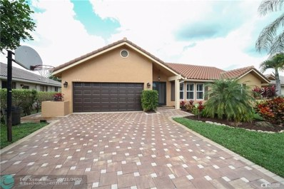 4688 NW 59th Way, Coral Springs, FL 33067 - #: F10218135