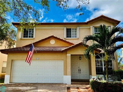 6115 NW 41st Dr, Coral Springs, FL 33067 - #: F10218335