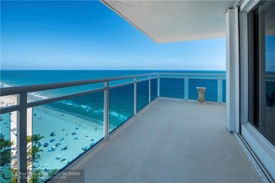 3430 Galt Ocean Dr UNIT 1606, Fort Lauderdale, FL 33308 - #: F10218793