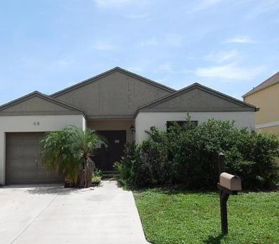 43 Paxford Lane, Boynton Beach, FL 33426 - #: F10280663